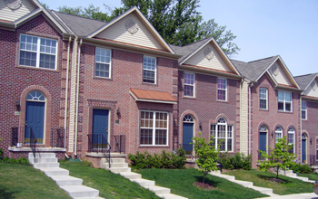 Townhouses at Monmouth Meadows