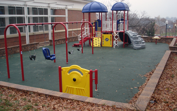 Playground at Walter Reed